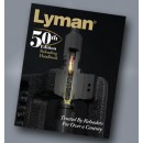 Lyman 50th Edition Reloading Handbook (softcover)