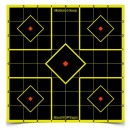 """Shoot•N•C® 8"""" Sight-in Target 6 Pack"""