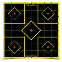 "Shoot•N•C® 8"" Sight-in Target 6 Pack"
