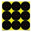 """Shoot•N•C® 2"""" Bull's-eye Target 12 Pack"""