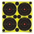 """Shoot•N•C® 3"""" Bull's-eye Target 12 Pack"""