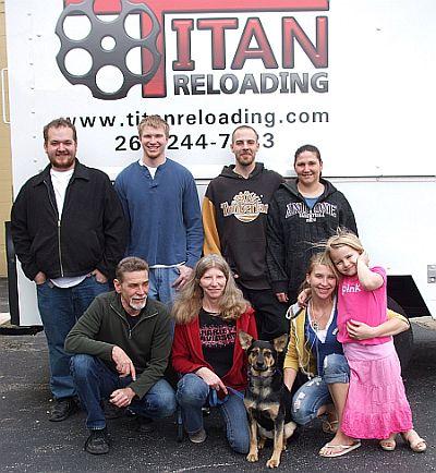 Titan Reloading Team