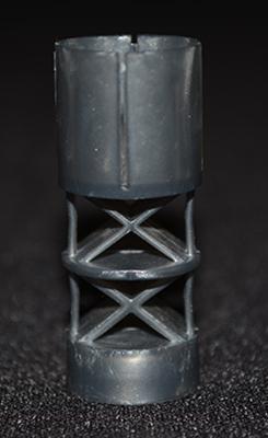 12 gauge 7/8 oz. tapered 4 petal