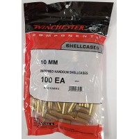 Winchester 10mm brass 100 ct