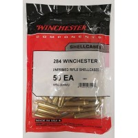 Winchester 284 Win brass 50 ct