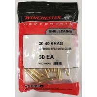 Winchester 30-40 Krag brass 50 ct