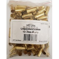 Prvi Partizan 10mm Auto Brass 100 count