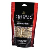 Federal 224 Valkyrie brass 100 ct.