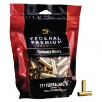 Federal 327 Federal Mag brass 100 ct.