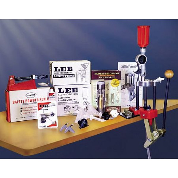 Lee Reloading Supplies & Equipment | Titan Reloading | Lee Distributor