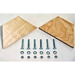 LEE HARDWOOD BASE BLANKS