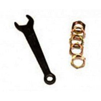 "DILLON 1"" WRENCH/LOCK RING 5-PACK"