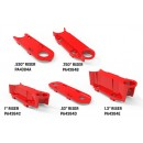 LEE APP MOLDED PARTS RISERS