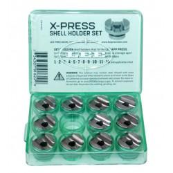 APP X-PRESS SHELL HOLDER SET