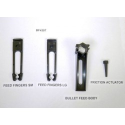 LEE BF4307 BULLET FEED MOLDED PARTS