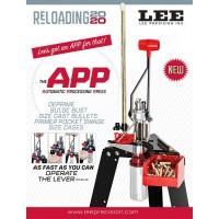 LEE PRECISION 2020 RELOADING CATALOG