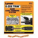 "Lyman ""E-ZEE Trim"" Hand Trimmer"