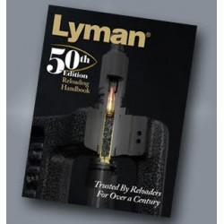 Lyman 50th Edition Reloading Handbook (softcover)