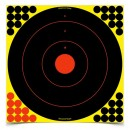 "Shoot•N•C® 17.25"" Bull's-eye Target 5 Pack"