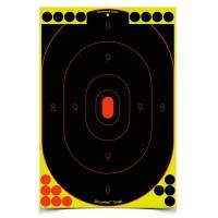"""Shoot•N•C® 12""""x18"""" Silhouette Target 5 Pack"""