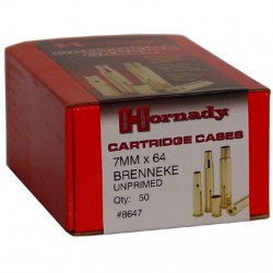 Hornady 7x64 Brenneke 50 ct