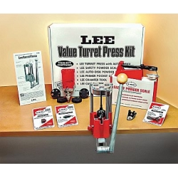LEE VALUE TURRET PRESS KIT