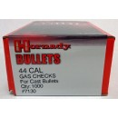 44 Cal Gas Checks, Hornady 1000