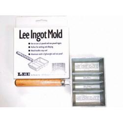 LEE INGOT MOLD with HANDLE