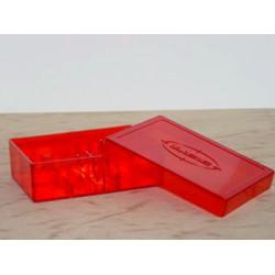 LEE RED FLAT 2 DIE STORAGE BOX