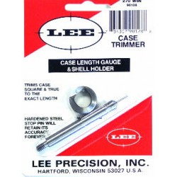 270 WIN LEE CASE LENGTH GAUGE/SHELL HOLDER