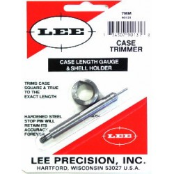7mm REM MAG LEE CASE LENGTH GAUGE/SHELL HOLDER
