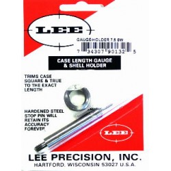 7.5 SWISS LEE CASE LENGTH GAUGE/SHELL HOLDER