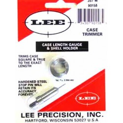 357 MAG LEE CASE LENGTH GAUGE/SHELL HOLDER