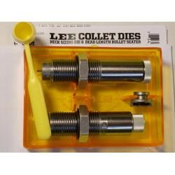 LEE .22 HORNET COLLET DIES