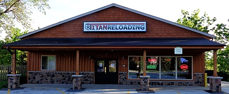 Titan Reloading Front Showroom