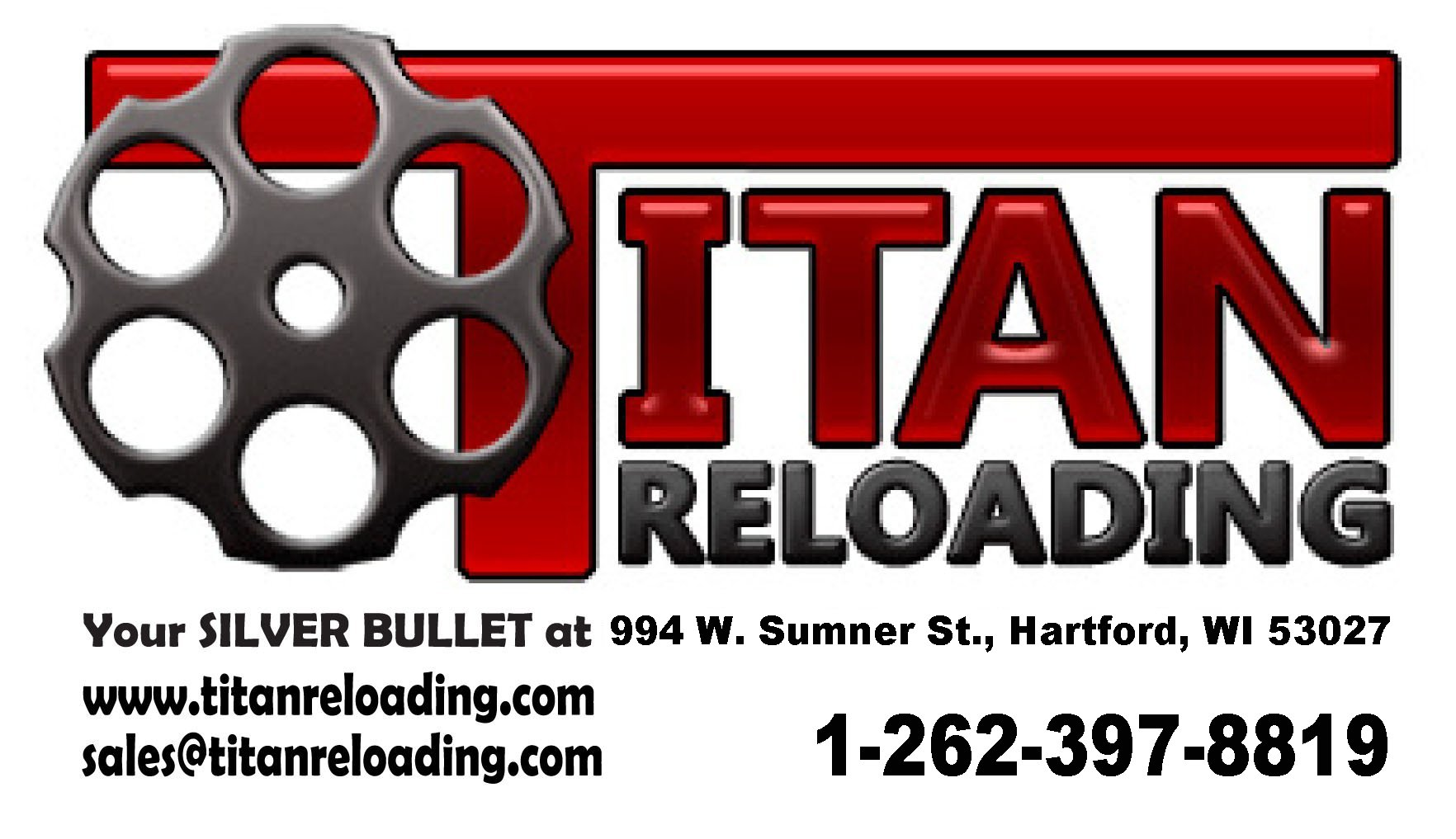 Titan Reloading Products