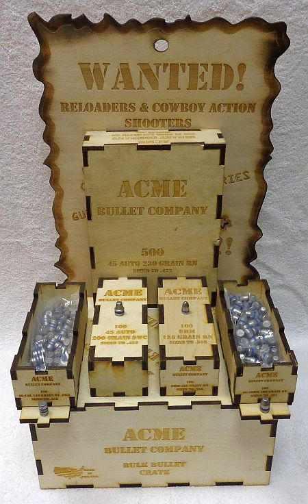 ACME Lead Bullets for Sale | ACME Bullet Company | Titan