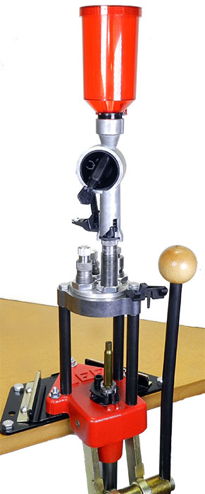 Auto-Drum Powder Measure