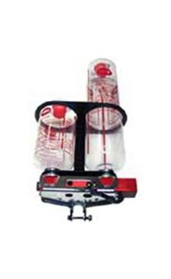 mec single stage bottle support