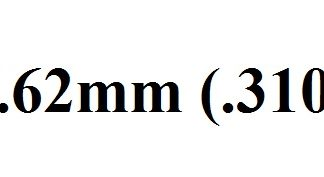 7.62mm (.310)