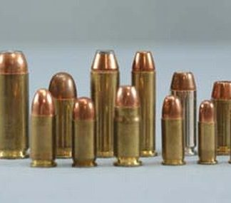 Jacketed Pistol Bullets